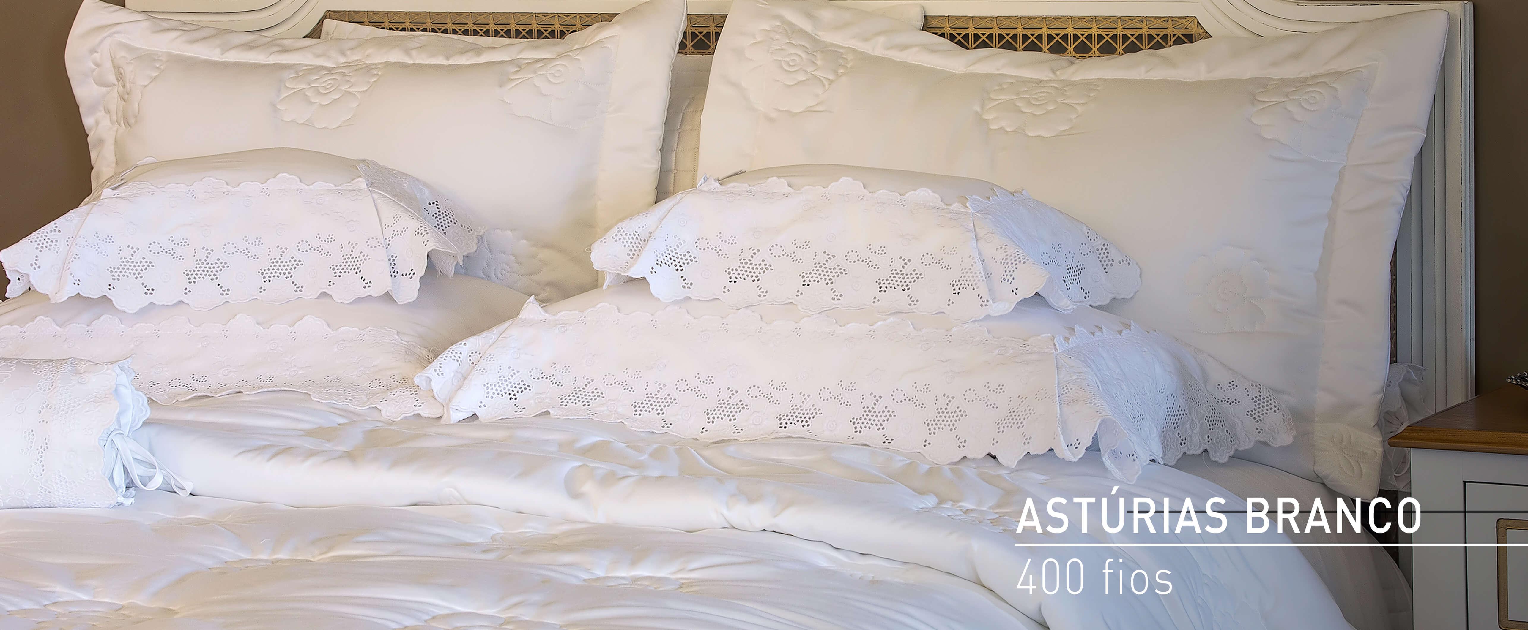 Asturias Branco - Lancamento
